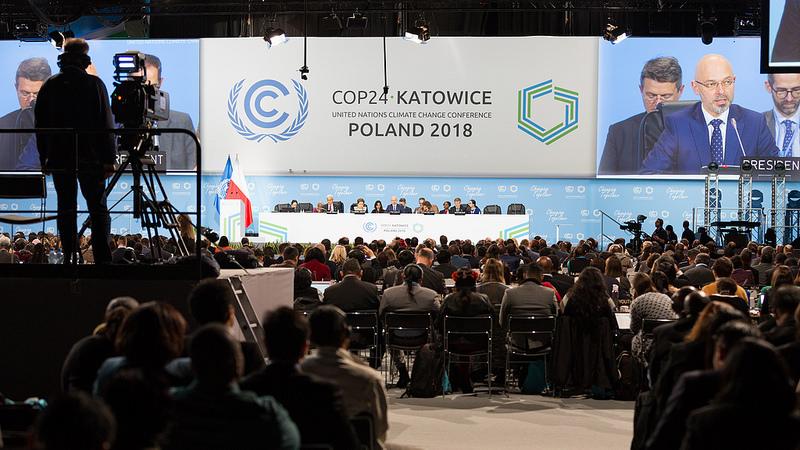 COP 24 opening plenary